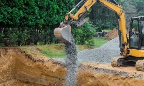 Diggers and plant hire