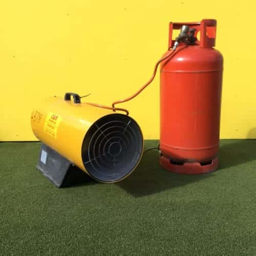 Direct fuel Heaters