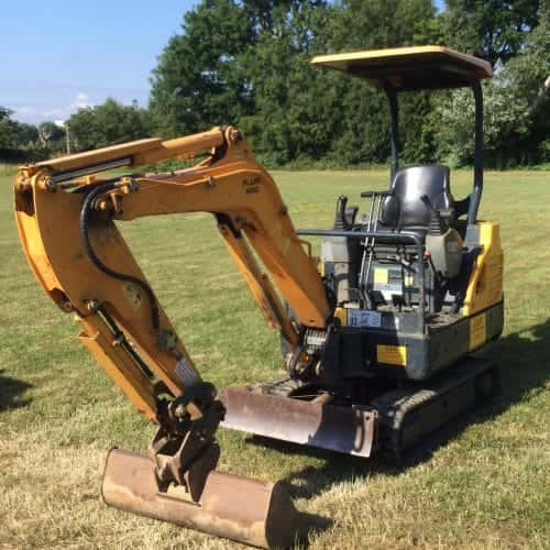 digger 1.5 Ton Excavator